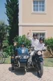 Bike my Side weddings fun
