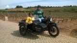 Flavours on the go sidecar tours Canada