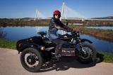 Portimão Bridge Sidecar tours view