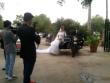 Sidecar Bike my Side Weddings