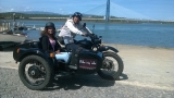 Sidecar tours Bike my Side Mauricias e Etiopia
