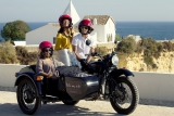 Sidecar tours private tours