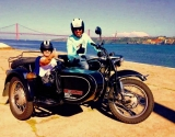 Bike my Side sidecar tours for everyone