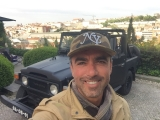 Daniel Coelho Jeep driver Bike my Side