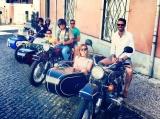 Lisbon Sidecar tours