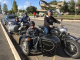 Sidecar tours with Bike my Side in Lisbon
