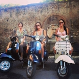 Vespa tour with Bike my Side in Lisbon