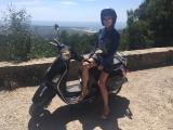 Vespa tour with Bike my Side